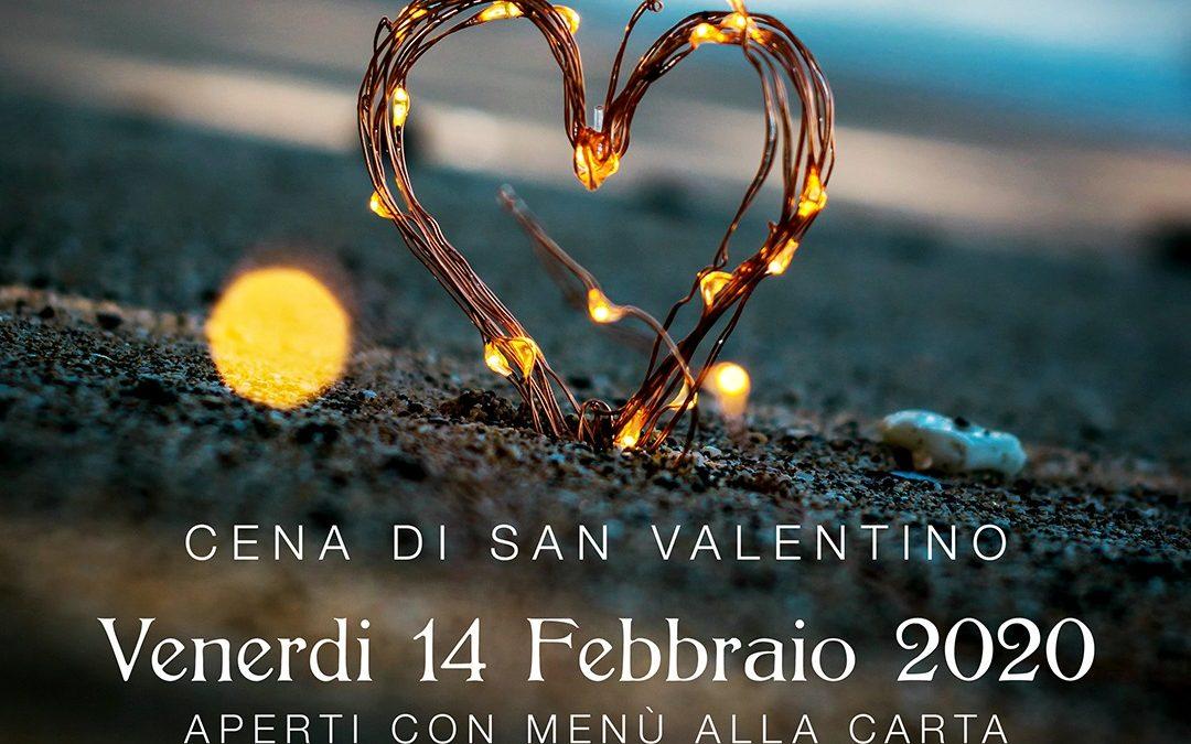 Cena di San Valentino 2020 – Vicosteria